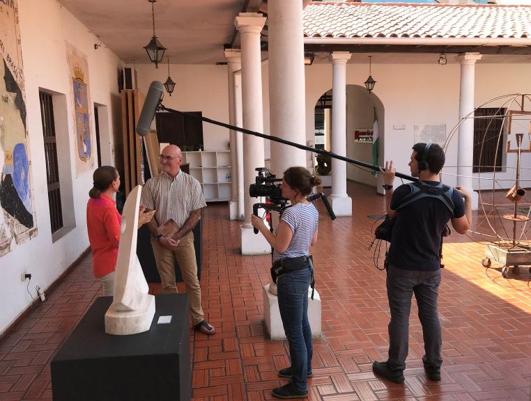 tournage bolivie